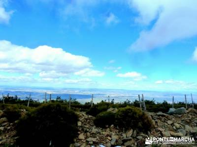 Peña Quemada; grupos de turismo; ocio y aventura;viaje senderismo españa